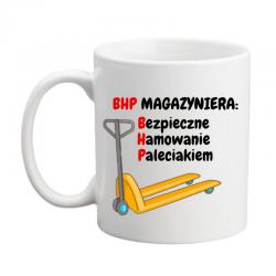 BHP Magazyniera: Bezpieczne hamowanie paleciakiem